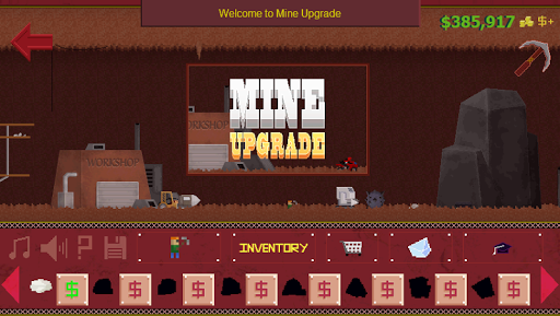 Code Triche Mine Upgrade APK MOD screenshots 1