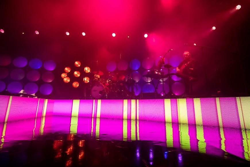Una puesta en escena inigualable para el concierto en Macael