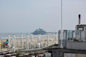 Photo: Zicht op de pier.