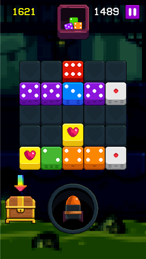 Dice Merge Color Puzzle android2mod screenshots 2