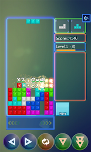 D Tetris Worlds - náhled