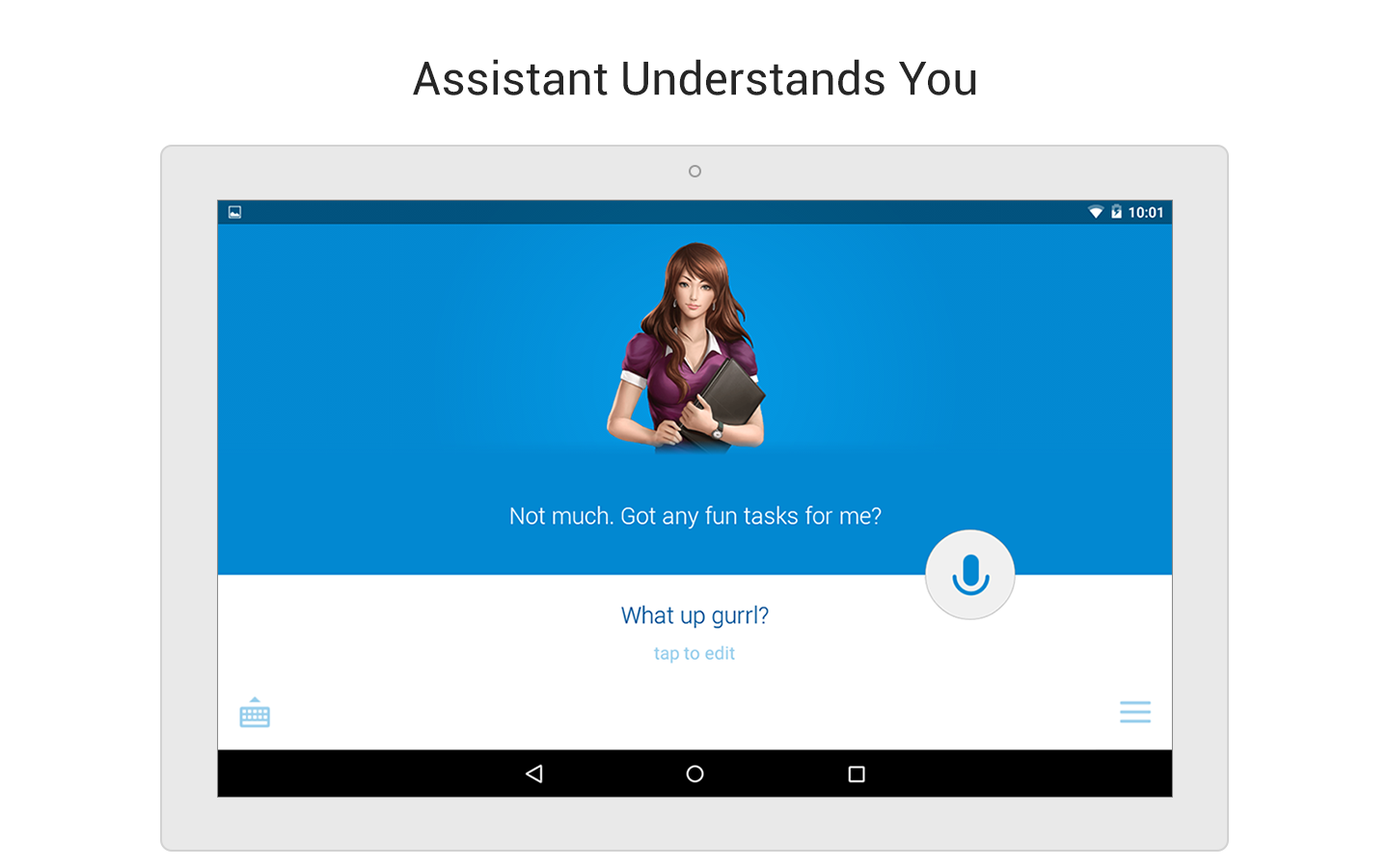 Assistant – Your Voice Aide- screenshot