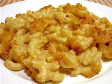 Fannie Farmer's Classic Baked Macaroni & Cheese Recipe