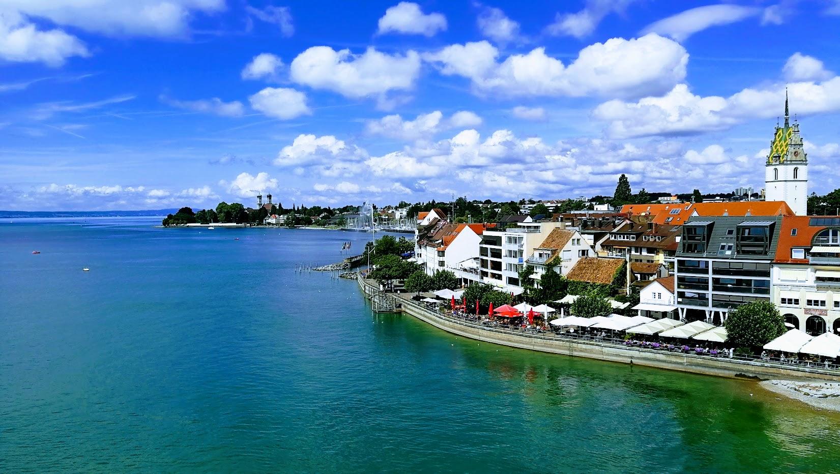 Bodensee Friedrichshafen Moleturm
