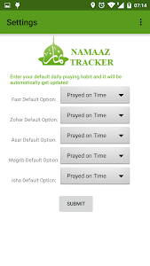 Namaaz Tracker screenshot 5
