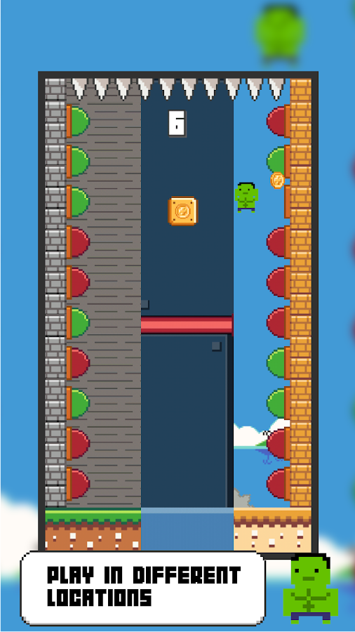 Iron The Jumper- screenshot