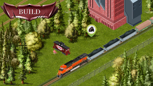 Chicago Train - Idle Transport Tycoon android2mod screenshots 15