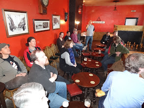Photo: Visit to Burton Bridge Brewery - just a few blocks from the National Brewery Centre in Burton-Upon-Trent.