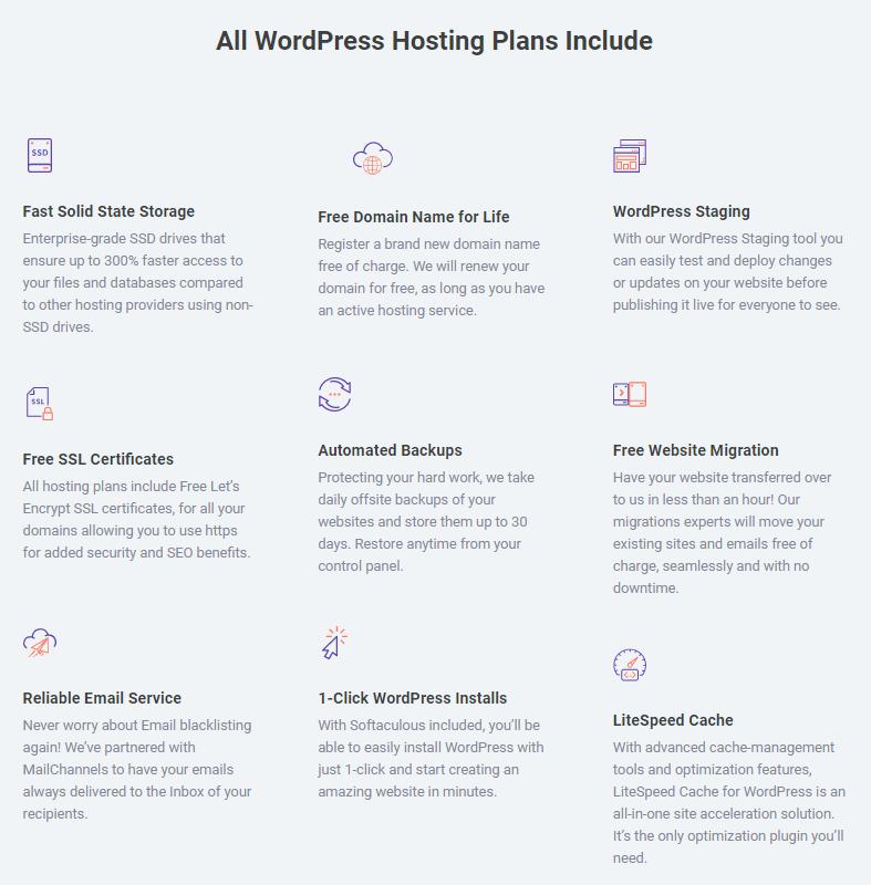 ChemiCloud WordPress Hosting