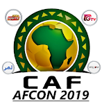 CAF-Afcon 2019 Live Match and Schedule 2.0.1