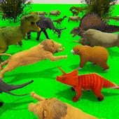 Wilde Tiere Kingdom Kampf Simulator 2018 kostenlos spielen