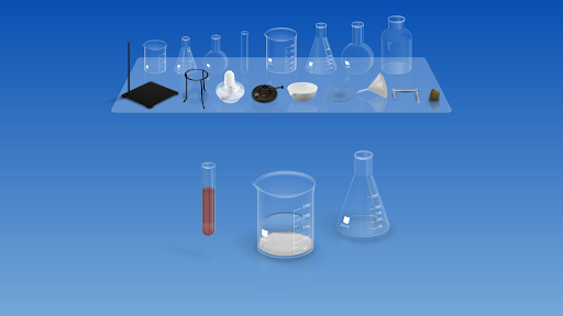 CHEMIST - Virtual Chem Lab screenshot