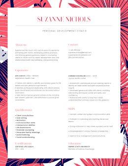 Suzanne T. Nichols - Resume item