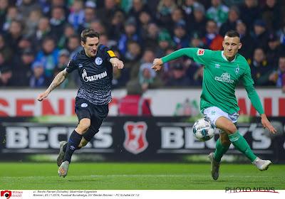 Benito raman is op dreef in de Bundesliga