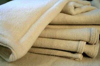 Photo: Heavy high quality NATURAL color alpaca blankets from All Things Alpaca Ecuador.