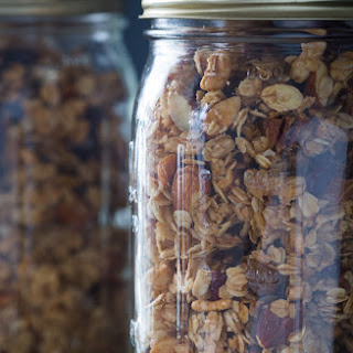 Maple, Honey Nuts & Fruit Granola