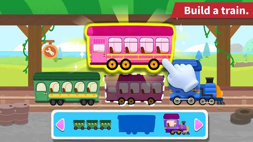 Baby Panda's Train 8.43.00.10 screenshots 5