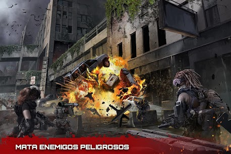 Dead Warfare: Zombie (MOD) 2