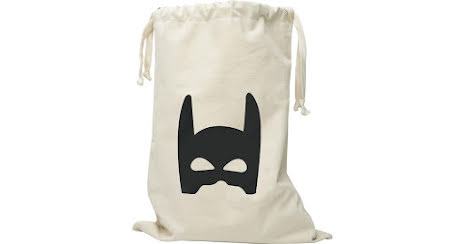 Tellkiddo Sleeping Fabric bag Superhjälte