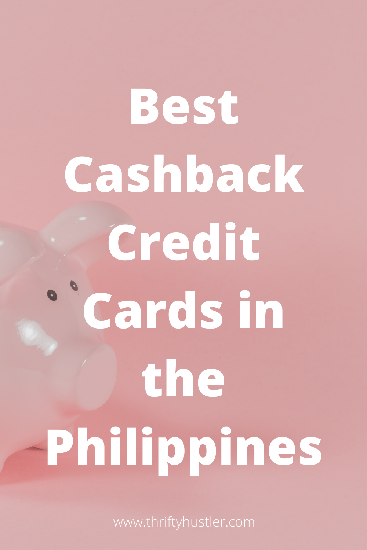 """Cashback"