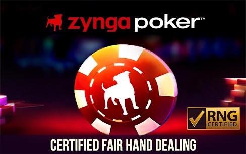 Zynga Poker – Free Texas Holdem Online Card Games 10