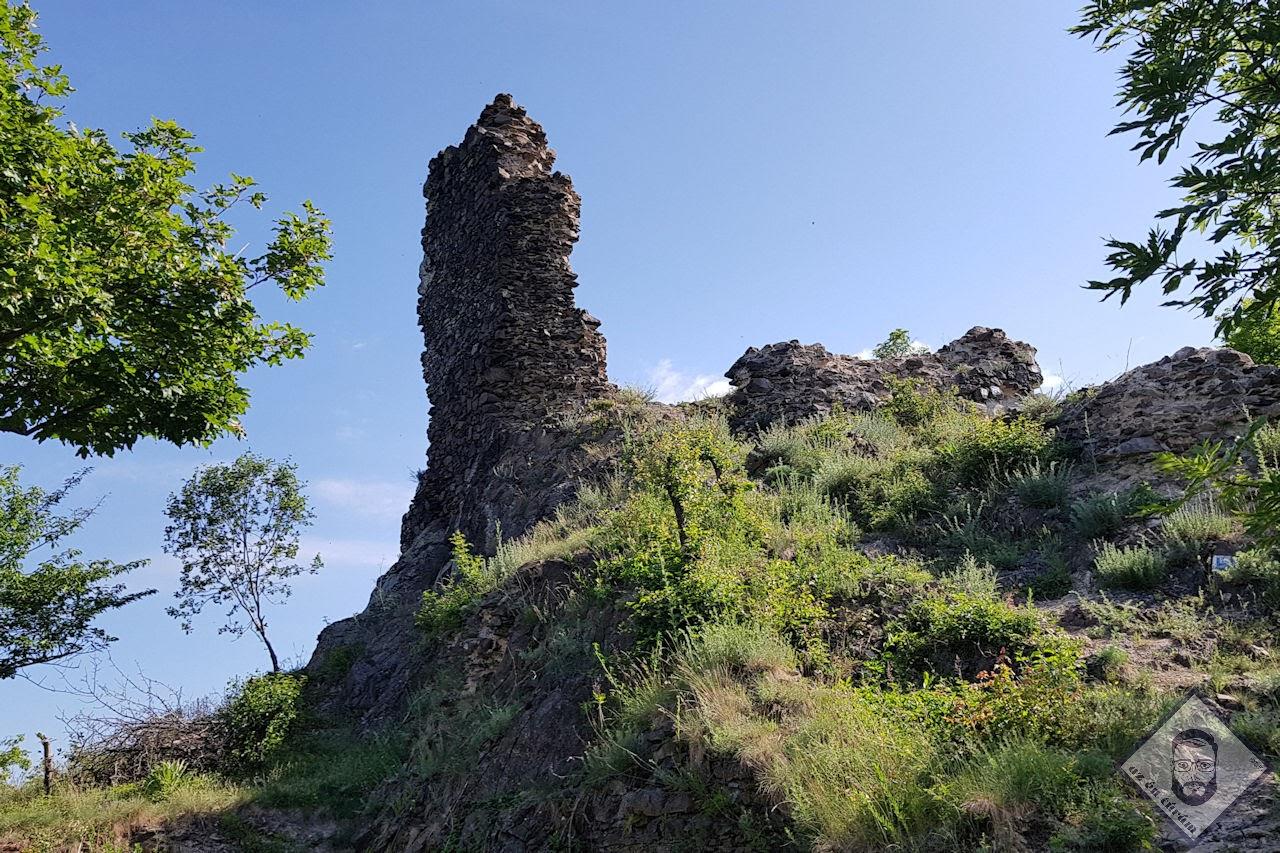 KÉP / Szandavár romjai