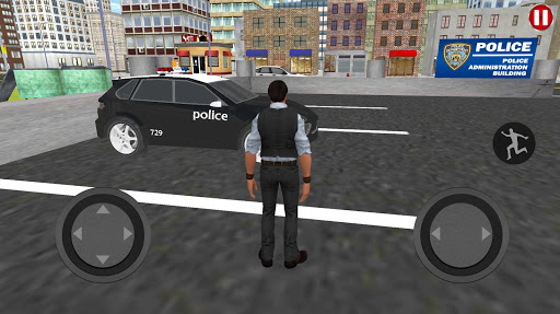 Real Police Car Driving Simulator: Car Games 2020 screenshots 12