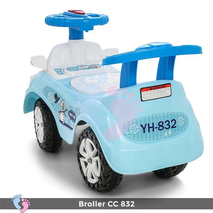 Xe chòi chân Broller CC YH-832 4