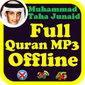 Muhammad Taha Al Junaid Quran Audio Offline icon