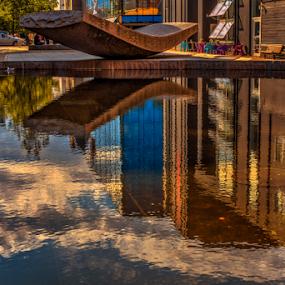 Trondheim City - Norway by Johannes Mikkelsen - Buildings & Architecture Architectural Detail ( d800, art, artistic, trondheim, nikon, norway )