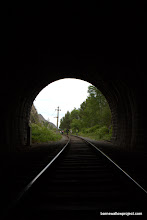 Photo: Georgy's Photo: The train tunnel