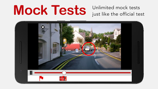 Hazard Perception UK Driving Theory Test 2020 screenshot