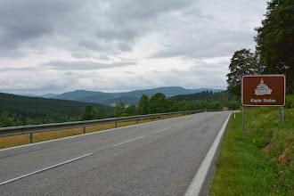 Photo: Granica już niedaleko. Po drodze osiągam po raz pierwszy na tej wyprawie wysokość 1000 m n.p.m.