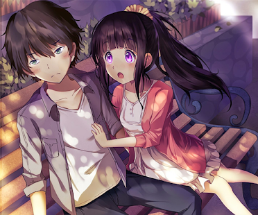 Anime couple cute wallpapers android apps on google play anime couple cute wallpapers screenshot thumbnail voltagebd Image collections
