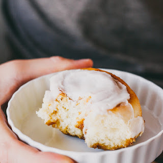 SMALL BATCH CINNAMON ROLLS Recipe