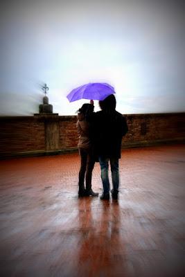 Noi e la Pioggia  di Nicola UrsoPh
