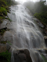 Photo: The mighty waterfall
