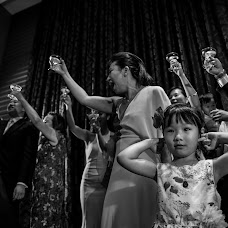 Wedding photographer Chris Sansom (sansomchris). Photo of 10.10.2017