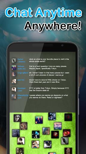 Yama 7 40 chat room