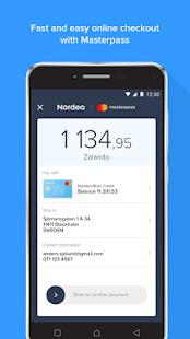 Nordea Wallet - Sweden - náhled