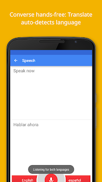 Google Translate APK screenshot thumbnail 4