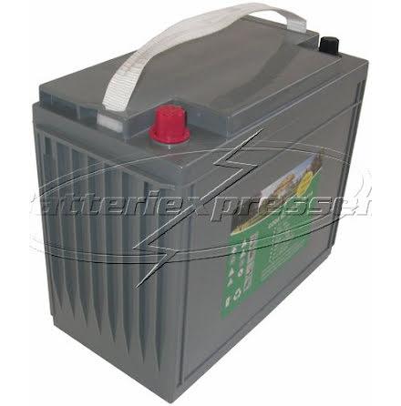 Partsmart gelbatteri 12V/162Ah