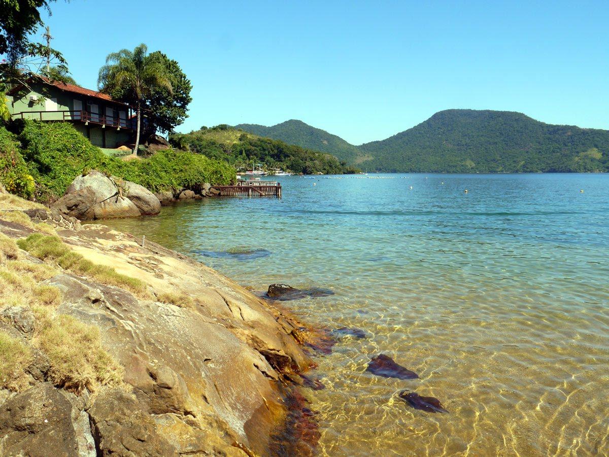 Best Treks in South America // Brazil Ilha Grande Circuit