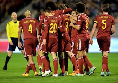 La rencontre Belgique - Chypre du 28 mars officiellement sold-out