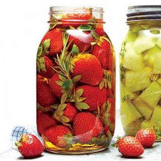Pickled Fruit Brine/Pickled Fruits.