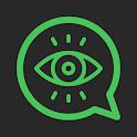 WaLog - Online Last Seen Tracker icon