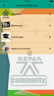 Sena Community - náhled
