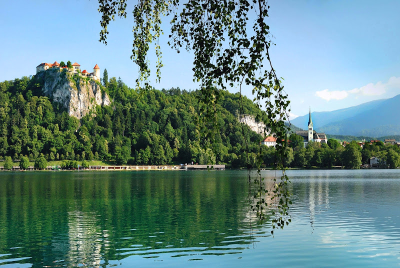 Lago di Bled - Slovenia di Fabrizio Franceschi