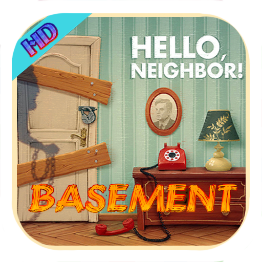 NEW HELLO NEIGHBOR : BASEMENT IMAGE