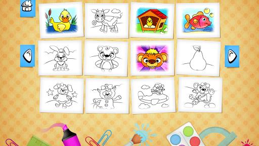 123 Kids Fun - Coloring Book 1.14 screenshots 3